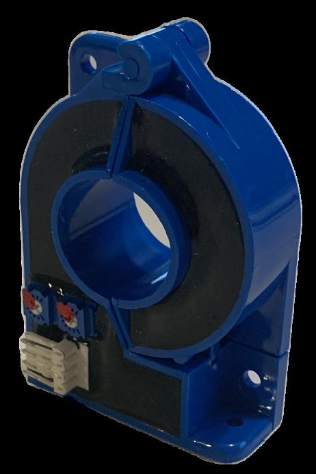 Klappwandler HTR für Sammelschiene als Ergänzung für die Gleichstrom-Systemüberwachung Observator